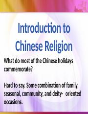 Introduction to Chinese Religion.pptx