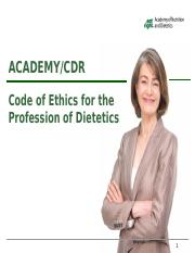 Code_of_Ethics for the Profession