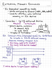 HO_ External Memory Examples