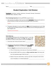 cell_division_gizmo_answer_key_.pdf - CELL DIVISION GIZMO ...