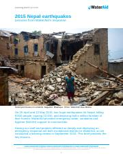 2015_Nepal_earthquakes_lessons_from_WaterAids_response