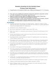 bgcse commerce coursework