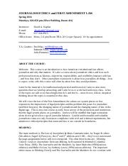 SYLLABUS-MEDIA-LAW-AND-ETHICS_Kaplan_sp16.doc