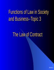 FLSB-Topic 3-Contract Law.ppt