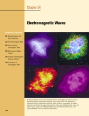34 - Electromagnetic Waves