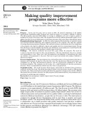 Making quality improvement programs more effective.pdf