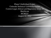 Phase 5 Individual Project