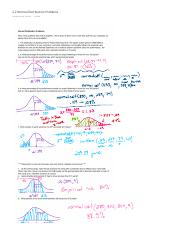 2.2 Normal Distribution Answers.pdf