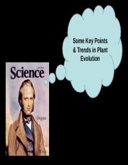 FRST 200 Key Points in Plant Evolution.ppt