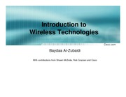 2 - Introduction to Wireless Technologies(ColourSlides)