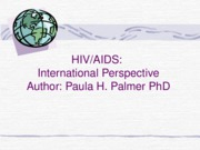 13- HIV_International_Perspective