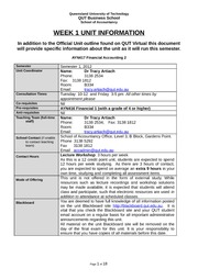 AYN417 Week 1 Document 2012-01