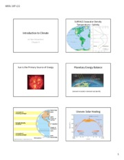 L11 Introduction to climate