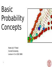 CEE 5980 Lec 3 Basic Probability Concepts (Student).pptx