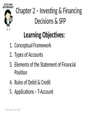 Ch2 – Investing & Financing Decision SFP(1).pptx