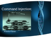 Command Injection powerpoint v2003