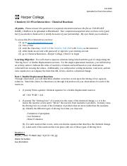 Pivot Chemical Reactions Handout, KKD Chm121 F20.docx ...