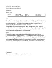 Technical Requirements Doc FInal Project Naimish 1111111111.docx