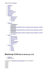 bootstrap-grid