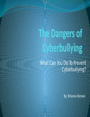 the dangers of cyberbullying The chairman of the commons education select committee, graham stuart, says schools in england are failing to teach children about the dangers of.