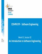 20171031160157_PPT1 - Introduction to Software Engineering (1).ppt