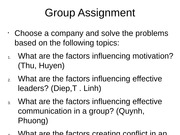 Group Assignment for 53