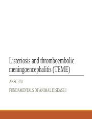 5 listeria and TEME.ppt