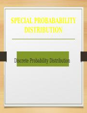 special distribution function-part 2 new.ppt