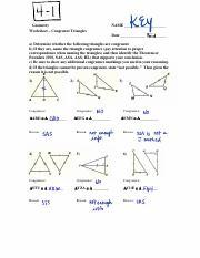 Geometry Worksheet U2017