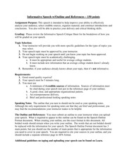fall_2014_informative_speech_assignment_details