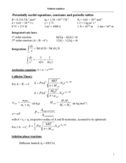 chem-ench212 formula sheet for mid-term 1 (update)