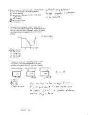 Exam 2 - solutions