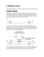 LADDER_LOGIC_Tutorial