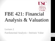 Carvalho_FBE 421_Lecture2