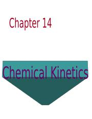 Baigiang- Chemistry The Central Science- ch14.ppt