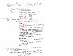 Textbook Notes Chapter 2 Sections 1-6 - Motion in a Straight Line.pdf