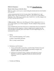 JL FILM 110 Worksheet Week 2 2016