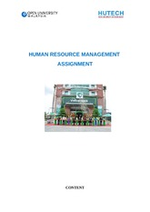 HR Assignment - Ha Thanh