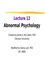 EP_Lecture_12-Ab_Psy-S.ppt