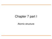 Lecture 7 part I Chem 102 IR