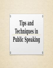3 Tips and Techniques in Public Speaking.pptx