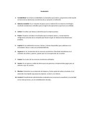 Vocabulario Sistemas Contable