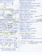 Condensed Notes 2