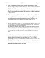 MODULE 3 - Mill Study Guide - Chapter 2.docx