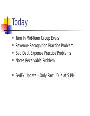 16 - 7-10 - Review Rev Rec, ADA, Notes Rec.ppt