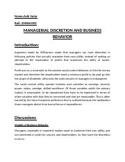 finance_Article#1_Williamson_Managerial_dicretion.docx