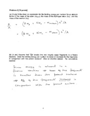 PHYS 244 - Practice Exam 1 Solution