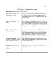 PSA Outline Worksheet.docx