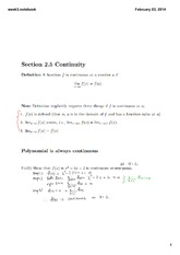Week 3-3 Lecture on Engineering Math 1
