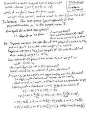 Lecture 8 Professors Class Notes